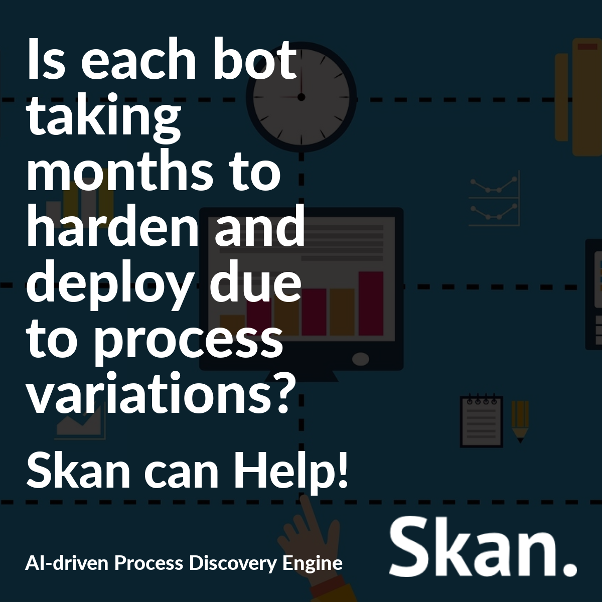 Cognitive Process Mining Software Platform for process discovery